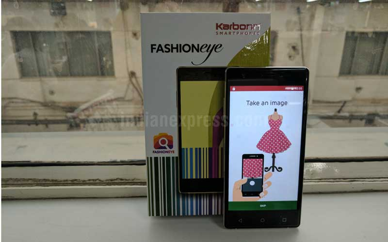 Karbonn, Karbonn Fashion Eye, Karbonn Fashion Eye smartphone, Karbonn Mobiles, Karbonn Smartphones, Mobiles, Smartphones, technology, technology news