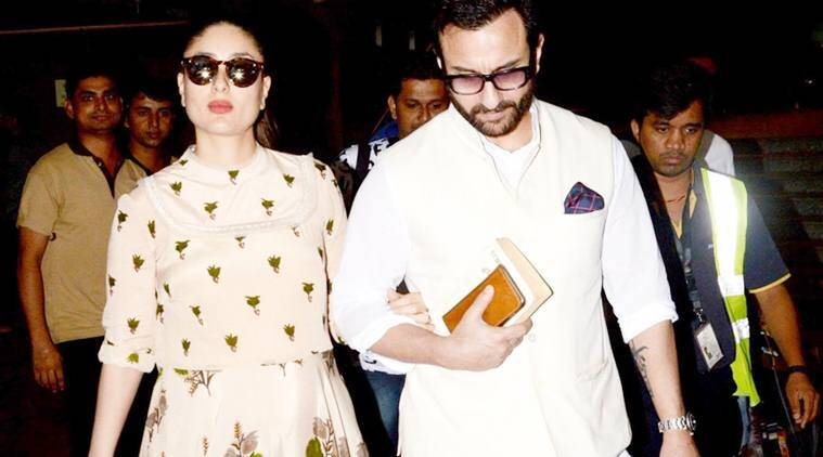 Kareena Kapoor, saif ali khan, Kareena Kapoor actress, Kareena Kapoor news, Kareena Kapoor saif ali khan, kareena saif, saif kareena, saif ali khan news, saif ali khan movies, saif ali khan kareena, saif ali khan father, entertainment news, indian express, indian express news