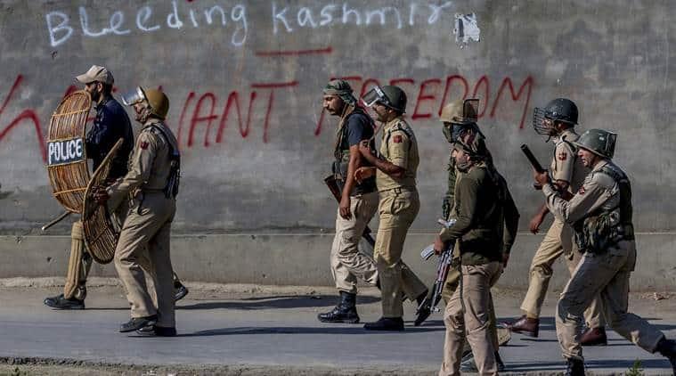 Jammu and kashmir, jammu kashmir, J&K, J-K, Physicians for Human Rights, PHR, international human rights group, Physicians for Human Rights report, blind to justice, report on J&K, kashmir unrest, Kashmir violence, kashmir human rights, human rights violation, Kashmir army, indian army, indian army unjust, kashmir atrocities, india news, indian express news