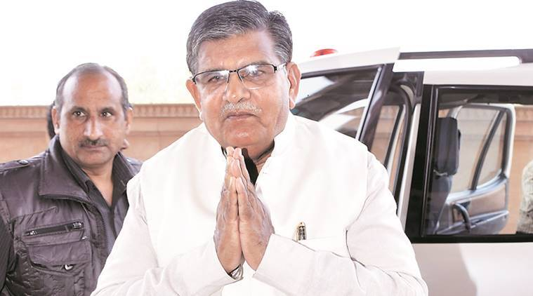 Rajasthan Home minister, Rajasthan assembly, Gulab Chand Kataria, crime against women, Rajasthan law and order, Rajasthan news. indian express news