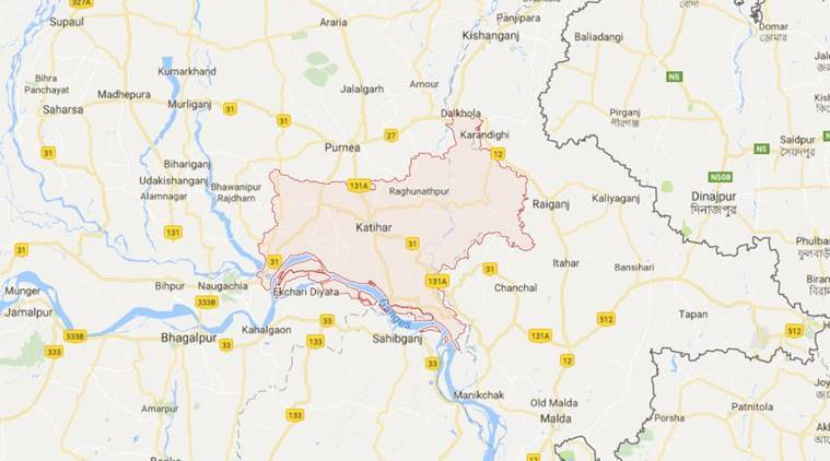 Four members of a family burnt to death over property dispute in Bihar
