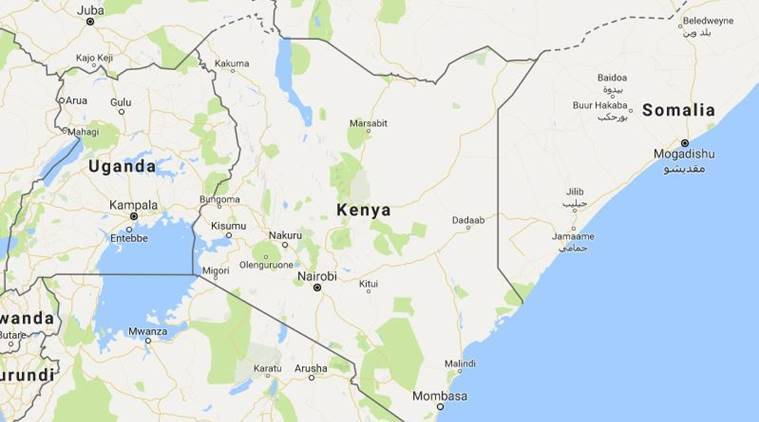 Kenya, Kenya news, Kenya bomb attack, bomb attack Kenya, 12 killed Kenya bomb attack, northeast Kenya bomb attack, world news, indian express
