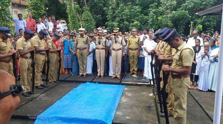 A T Joseph, nagaland Insurgency, army officer funeral in Kerala, kerala news, latest news, India news, latest news,  Rosamma Joseph, Nagaland, Lt E Thomas Joseph, Subdedar Major