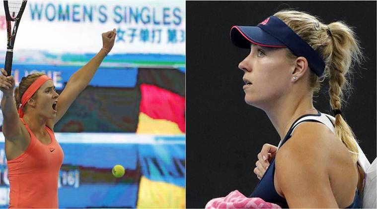 tennis, angelique kerber, kerber, kerber tennis, kerber china open, Elina Svitolina, svitolina , svitolina china open, svitolina kerber, china open results, tennis enws, sports news
