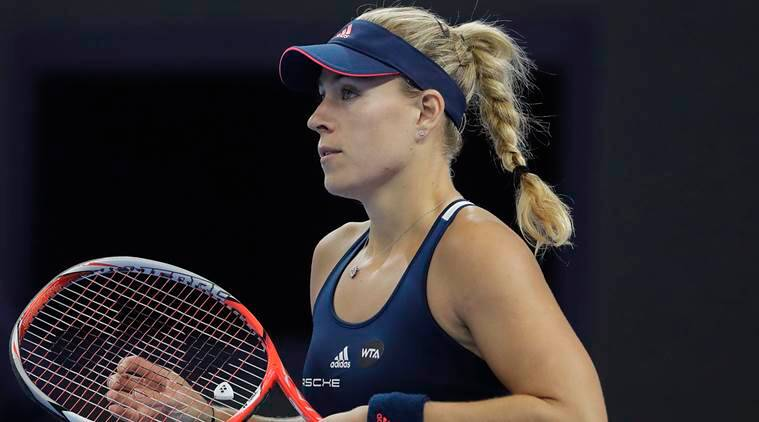Angelique Kerber beats Dominika Cibulkova, Simona Halep beats Madison Keys — WTA Finals