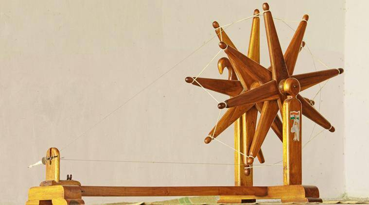A giant Charkha to be installed at Sabarmati Riverfront