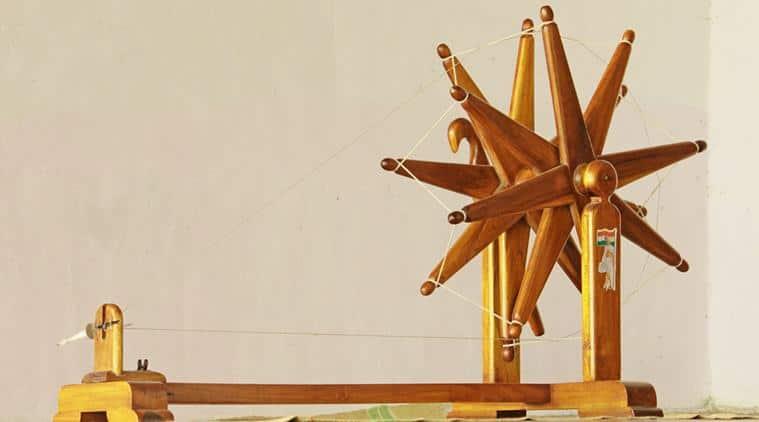 Ahmedabad: 11-foot tall charkha to be installed at Sabarmati