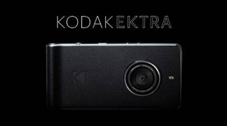 Kodak Ektra smartphone launched in Europe, comes with DSLR-like features
