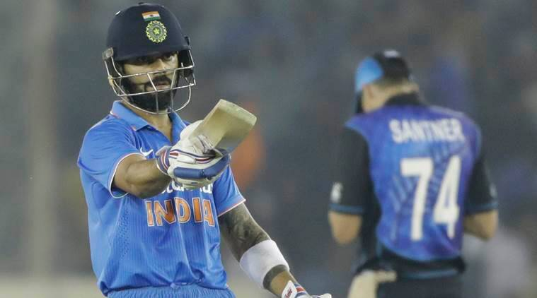 Virat Kohli, Kohli, kohli century, MS Dhoni, Dhoni, India vs New Zealand, Ind vs NZ, Ind vs NZ 3rd Odi, Cricket news, Cricket