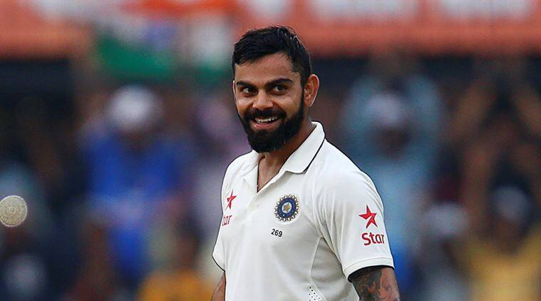 Virat Kohli, Kohli, Kohli hundred, India vs New Zealand, India vs NZ, India NZ, India NZ Indore Test, Kohli Indore Test, cricket, cricket news, sports, sports news
