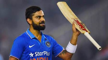 Kiwis end up chasing Virat Kohli and shadows