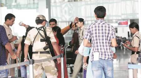 CISF constable 'commits suicide' at Kolkata airport
