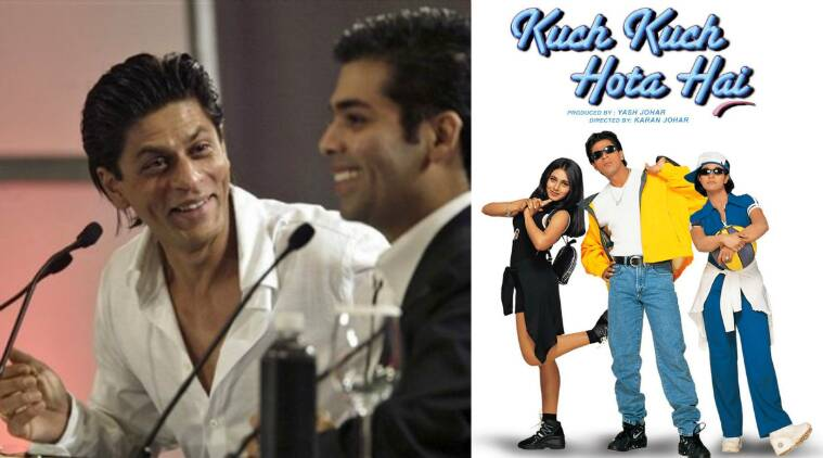 Shah Rukh Khan-Karan Johar have a nostalgic chat over Kuch ...