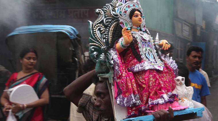 Lakshmi puja, Goddess Lakshmi, Goddess Laxmi, Laxmi, Lakshmi, Lokkhi pujo, Lakshmi puja in Bengal, Bengal, Bengal history, Bengal partition, refugees in Bengal, East Bengal, Bangladesh, Bengali festivals, Durga Puja, Indian Express