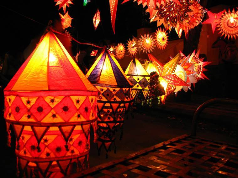 Diwali is all about lights. Make sure that there is no dark corner in your house. (Source; Thinkstock Images)