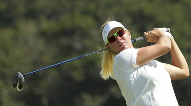 larsen, golf, Symetra Tour Championship, lpga tour, golf news, sports news