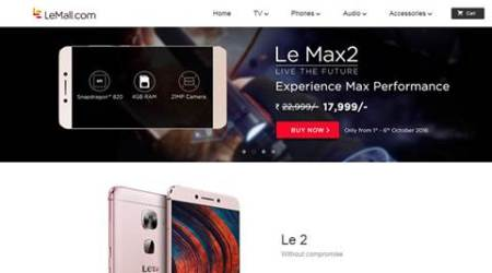 LeEco, LeEco offers, Le Max2, LeMall discounts, LeMall price cuts, LeMall offers, LeEco smartphones, LeMall, smartphones, Qualcomm snapdragon, tech news, technology