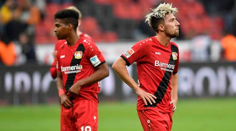 bayer leverkusen, german cup, leverkusen, giant killing, german cup upset, football giant killing, football news, sports news