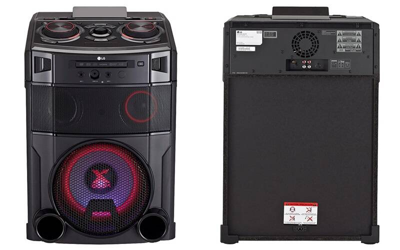 LG, LG X Boom, LG X Boom review, LG X Boom OM7550D Home Audio System, LG X Boom features, LG X Boom specifications, LG X Boom price, home audio system, audio system Diwali, LG home audio system, gadgets, technology, technology news