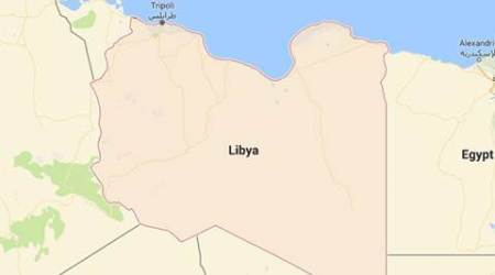 Libya, US strikes, Islamic state, IS, Sirte, IS control, world news, indian express