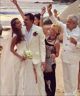 Lisa Haydon, Lisa Haydon wedding, Lisa Haydon wedding pics, Lisa Haydon marriage, Dino Lalvani, Lisa Haydon Dino Lalvani, Lisa Haydon wedding pics, Lisa Haydon Dino Lalvani wedding images