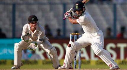 Live, India vs New Zealand, 2nd Test, Day 2 in Kolkata
