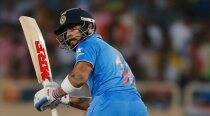 Live 4th ODI: India in a spot of bother against New Zealand
