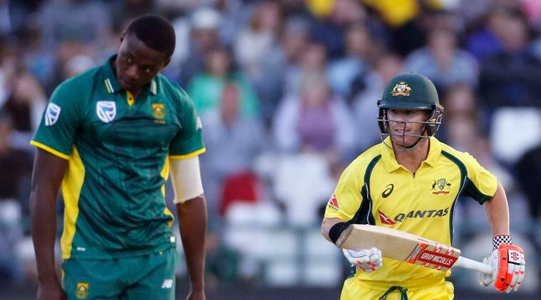 Live cricket score, South Africa vs Australia, 5th ODI: South Africa are eyeing a whitewash against Australia at Cape Town. (Source: AP)