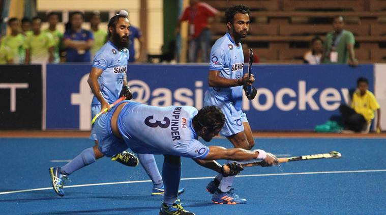 india vs pakistan, ind vs pak, india pakistan hockey, india vs pakistan hockey, asia champions trophy, hockey news, hockey