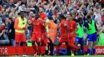 Liverpool come from behind to clinch fourth win on thetrot