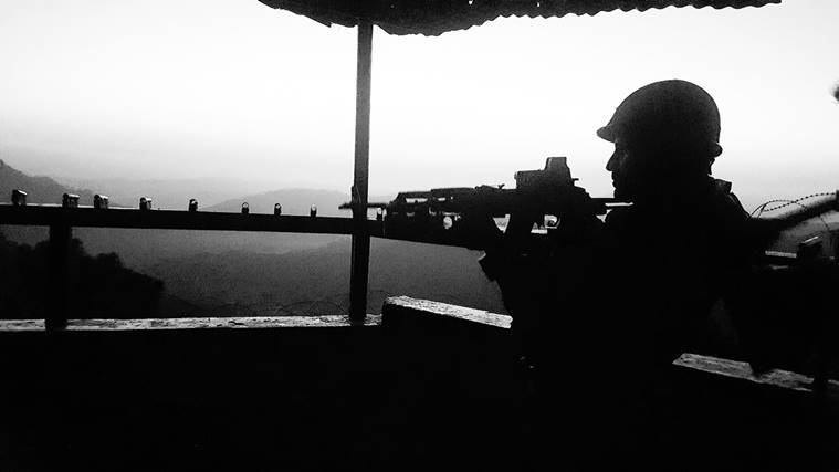 Pakistan, Line of Control, LOC, India Pakistan, Jammu Kashmir, Pakistan guns, Pakistan LOC, news, latest news, India news, national news