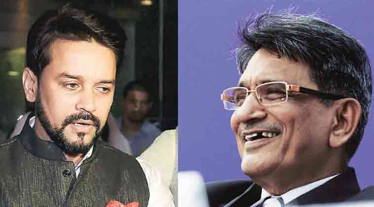 Anurag Thakur, BCCI, BCCI president, India vs New Zealand, India New Zealand series, Ind vs NZ, India New Zealand cancelled, India NZ series, cricket, cricket news, sports, sports news