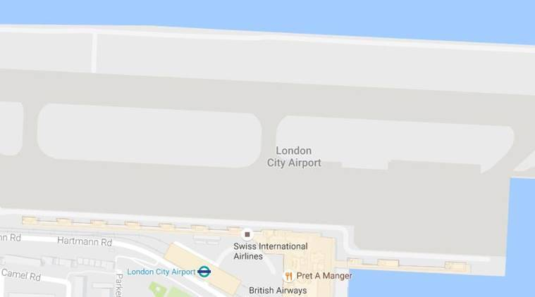 London City Airport, London airport evacuated, airport evacuated, London news, UK news, world news. latest news, Indian express
