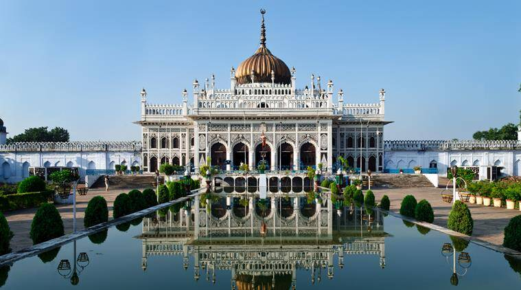 Frozen in time: Lucknow is known for its architectural splendours, such as the Chhota Imambara. (Source: Thinkstock Images)