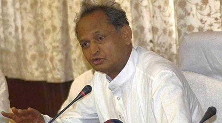 MSP, minimum support price, MSP centre, millet, millet MSP centre, Ashok gehlot, former CM, former Rajasthan CM, rajasthan farmers, india news, indian express news