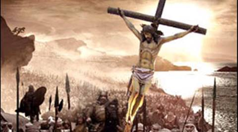 Jesus Christ's burial place exposed for first time