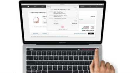 Apple MacBook Pro launch live: Touch ID, flatter keyboard and everything else that is expected
