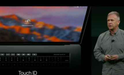 New Apple MacBook Pro has Touch Bar and should be available in India soon