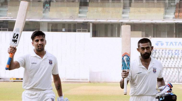 Swapnil Gugale, Ankit Bawne, Maharashtra partnership record, cricket records, ranji trophy records, Swapnil Gugale Ankit Bawne partnership record, cricket, cricket news, sports, sports news