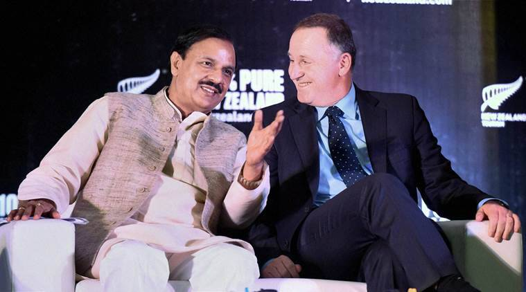 mahesh sharma, Brendon McCullum, McCullum, new zealand, john key, culture minister, new zealand prime minister, latest news, siddharth malhotra