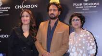 Kareena Kapoor, kiran rao, irrfan khan, mami, mami festival, Kareena Kapoor mami, mami Kareena Kapoor, Kareena Kapoor images, Kareena Kapoor pics, Kareena Kapoor photos, Kareena Kapoor mami pics, kiran rao mami, entertainment news, indian express, indian express news