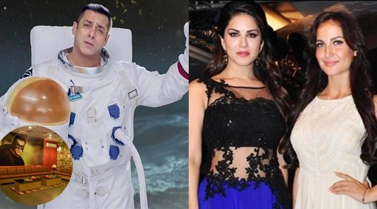 salman khan, salman khan Bigg Boss, sunny leone, elli avram, sunny elli bigg boss, bigg boss reality show, bigg boss colors, bigg boss news, entertainment news, indian express news, indian express