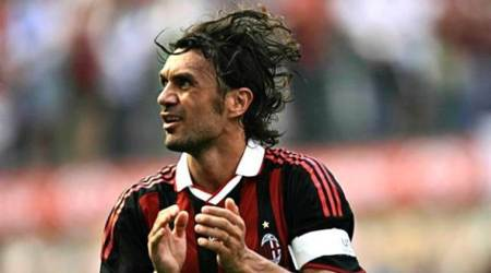 Former AC Milan captain Paolo Maldini returns to club as director