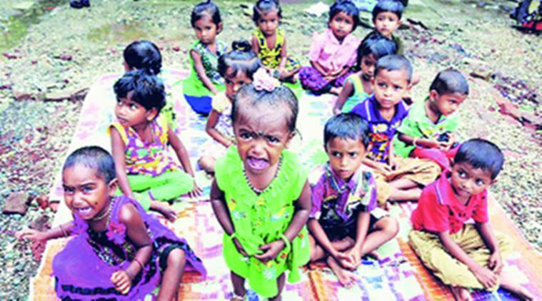malnutrition, malnourishment, malnourished children, maharashtra government, maharashtra malnourishment, bombay high court, mumbai, mumbai news, indian express news