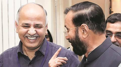 Teachers are becoming slaves to syllabus and curriculum, give them freedom: ManishSisodia