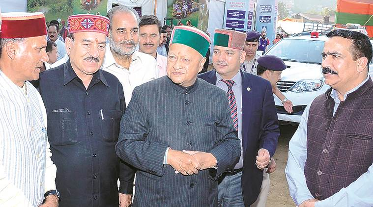 Virbhadra Singh, Congress, Himachal Pradesh election, Himachal pradesh congress, himachal pradesh BJP, news, latest news, India news, national news