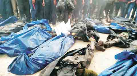 Malkangiri encounter: In surprise operation, crucial blows to Maoists