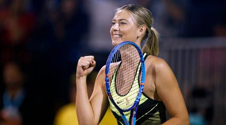 Maria Sharapova, Sharapova, maria Sharapova ban, Sharapova Tennis, Sharapova photos, Las Vegas charity event, Tennis news, Tennis