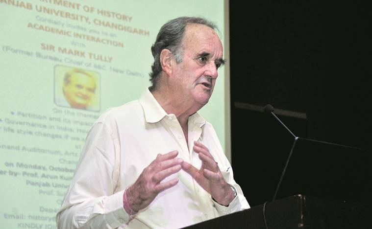 mark tully, india pakistan, india pakistan mark tully, india news, indian express,