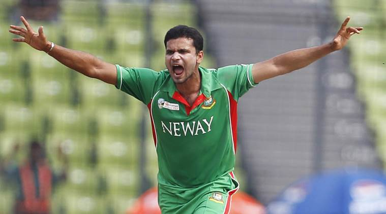 Mashrafe Mortaza, cricketer Mortaza, bangladesh, bangladesh cricketer, T20 world cup, ICC, dhoni, mortaza win, indian express news, sports news, cricket news
